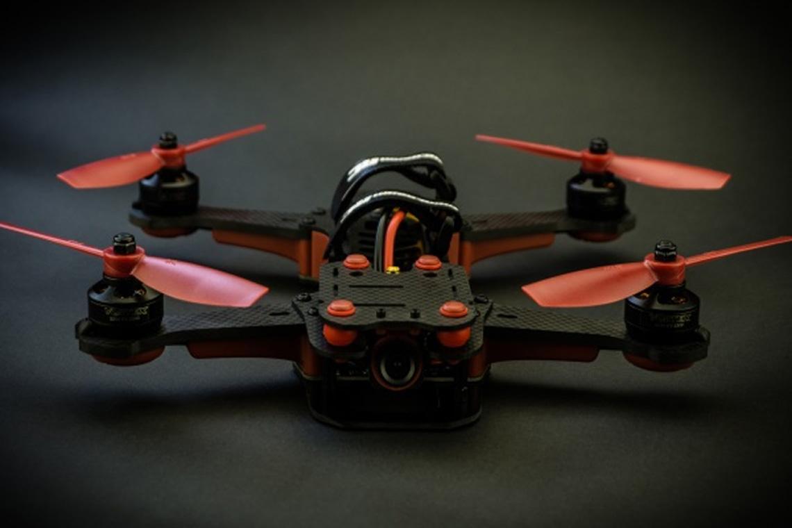 Wonderbaarlijk ImmersionRC Vortex 250 Pro YK-55