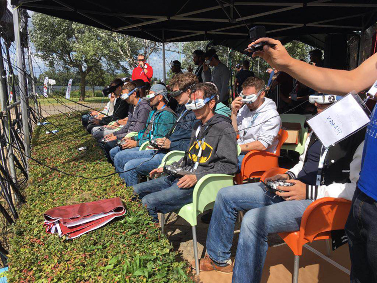 Riverside FPV Challenge 2016 in Appeltern groot succes