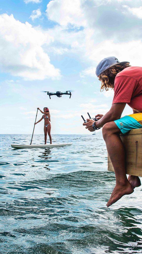 Drone Wallpapers Voor Je Mobiele Telefoon