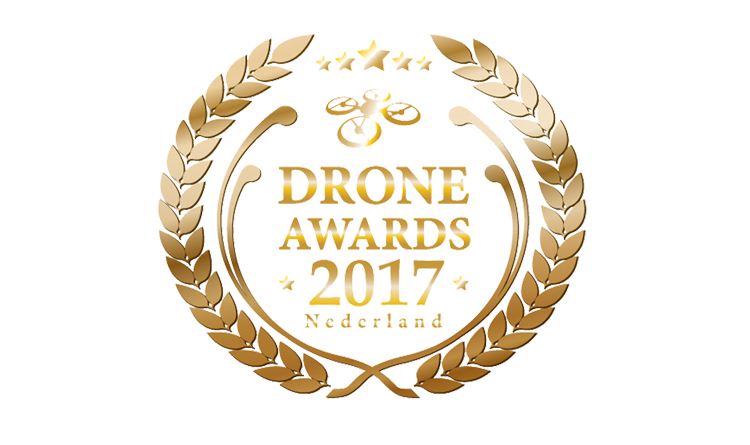 Winnaars Drone Awards 2017 bekend!