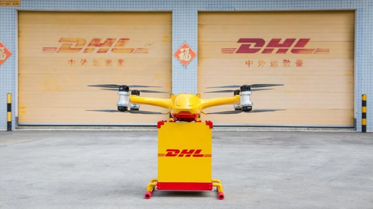 DHL bezorgt voortaan per drone in China