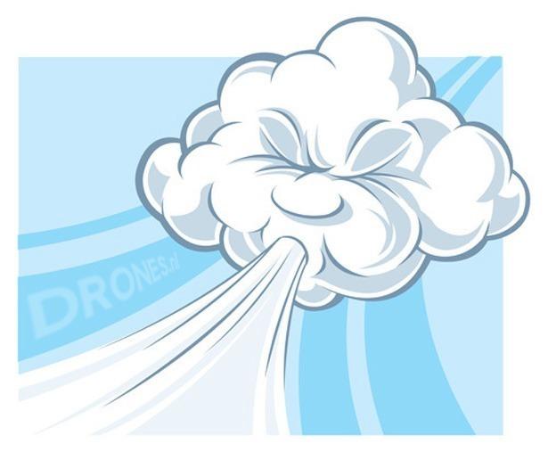 Drones en wind: Wat weet jij?
