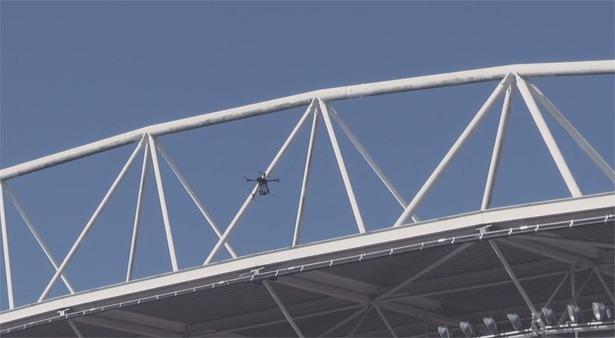 Amerikaanse Inspectie Bedrijven Willen Drones Inzetten
