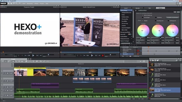 video-editor-software-magix-video-pro-x6