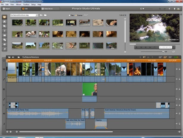 video-editor-software-pinacle-studio